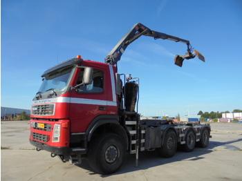 Hook lift truck Terberg FM 1950 HT 8X6