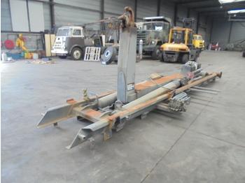 Hook lift truck VDL 25 TONS HAAKARM