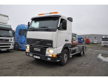 Hook lift truck VOLVO FH12