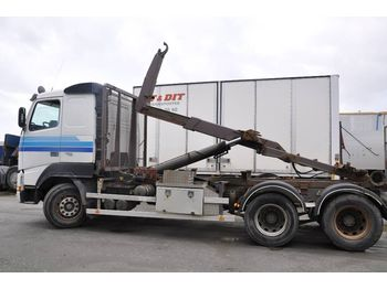 VOLVO FH12 420 - hook lift truck