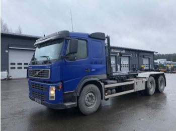 Hook lift truck VOLVO FH12 460