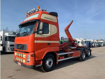 Hook lift truck VOLVO FH12 6x2