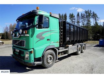 Hook lift truck VOLVO FH12 6x4 Hook Truck with 20T multi hook
