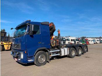 Hook lift truck VOLVO FH13 480