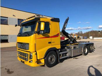 Hook lift truck VOLVO FH16 550