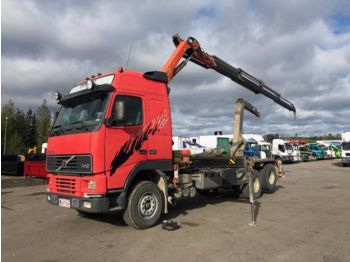 Hook lift truck VOLVO FH 12