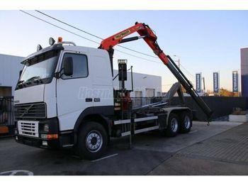 Hook lift truck VOLVO FH 12.420 Darus Emelőhorgos