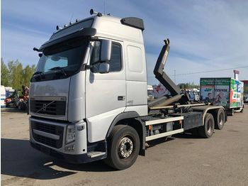 Hook lift truck VOLVO FH 13 460