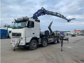 Hook lift truck VOLVO FH 13 500 8x2