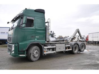 Hook lift truck VOLVO FH 500