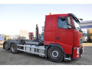 Hook lift truck VOLVO FH 6X2