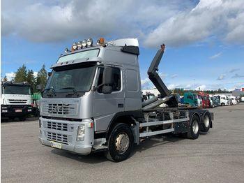 Hook lift truck VOLVO FM12 420