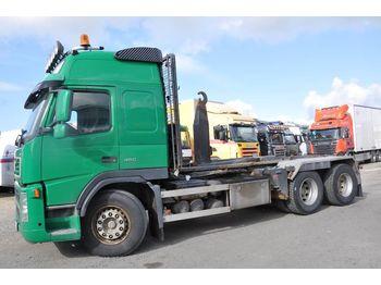 Hook lift truck VOLVO FM480 6X4