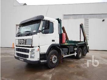 Hook lift truck VOLVO FM624 6x2