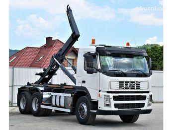 Hook lift truck VOLVO FM 12.380 6x4 Emelőhorgos