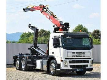 Hook lift truck VOLVO FM 380