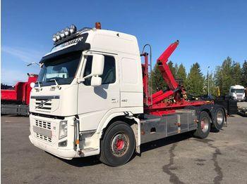Hook lift truck VOLVO FM 460 6x2*4
