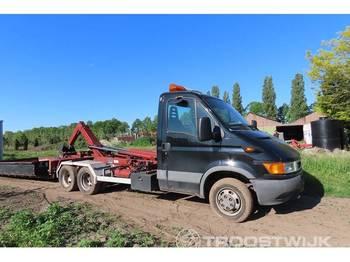 Hook lift truck Veldhuizen P31-1a