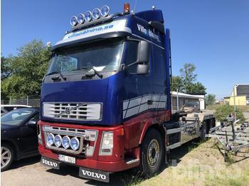 Hook lift truck  VolvoFH16-580 6x2 Joab lastväxlare