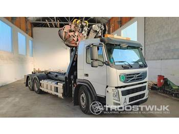 Volvo 460 EEV 6x2-2 - hook lift truck