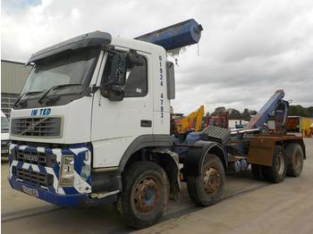 Hook lift truck  Volvo 8x4 Hook Loader Lorry, Easy Sheet (Reg. Docs. & Plating Certificate Available)