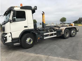 Hook lift truck Volvo AMPLIROLL  6*2 FMX 410