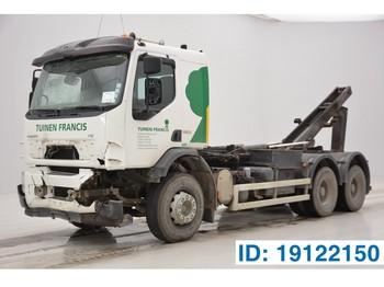 Hook lift truck Volvo FE320 - 6x4