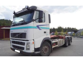 Volvo FH12  - hook lift truck
