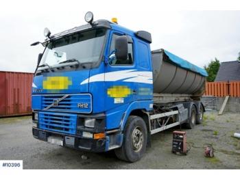 Hook lift truck Volvo FH12.420
