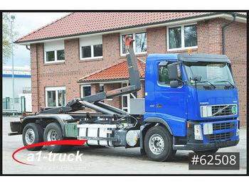 Hook lift truck Volvo FH12/420, VDL S-21-5900, Lenk- u. Liftachse