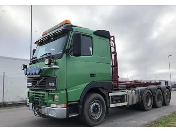 Volvo FH12 6x4  - hook lift truck