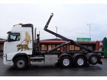 Hook lift truck Volvo FH16