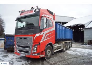 Volvo FH16 hook lift truck from Finland for sale at Truck1 ...