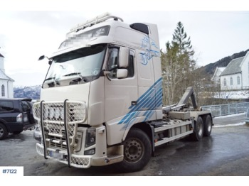 Volvo FH16 750 - hook lift truck