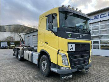 Hook lift truck Volvo FH460 6x2 EURO6 Abrollkipper Meiller