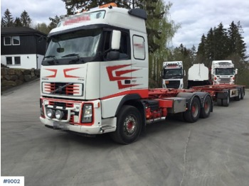 Volvo FH660 - hook lift truck