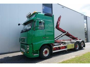 Volvo FH750 6X2 GLOBE XL RETARDER JOAB HUB REDUCTION E  - hook lift truck