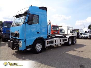 Hook lift truck Volvo FH 12.460 + Manual + 6X2 + BLAD-BLAD + Hook system