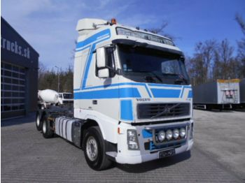 Volvo FH 13 440 GLOBE, AbrollKipper, MEILER, Manual  - hook lift truck