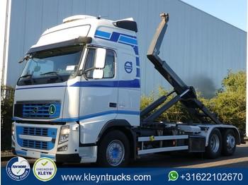 Hook lift truck Volvo FH 13.440 globe xl vdl 6x2*4