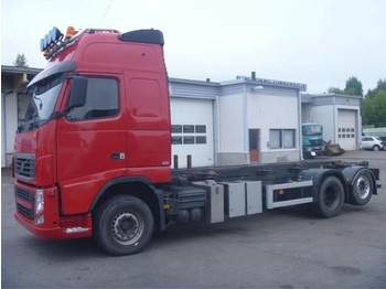 Hook lift truck Volvo FH 13 520 6X2 EURO 5: picture 1