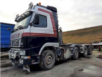 Hook lift truck Volvo FH 16-520