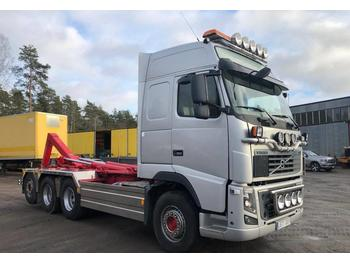 Volvo FH 16 8*4  - hook lift truck