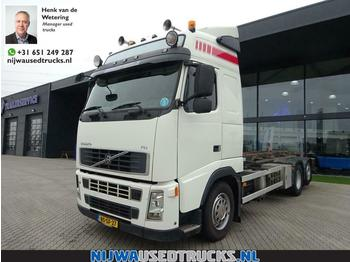 Hook lift truck Volvo FH 440 NCH Kabelsystem 24T + Vangmuil