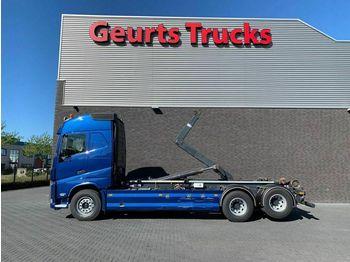 Hook lift truck Volvo FH 460 6X2 HAAKARMSYSTEEM