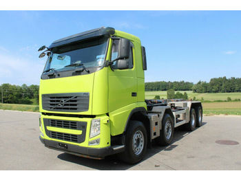Hook lift truck Volvo FH-460 8x4R Hakengerät: picture 1