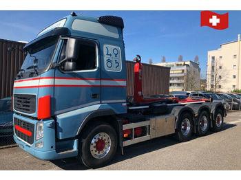 Volvo FH-500  8x4R  - hook lift truck