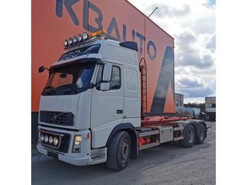 Hook lift truck Volvo FH 660 6x2
