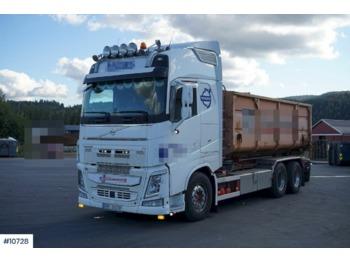 Hook lift truck Volvo FH Krokbil