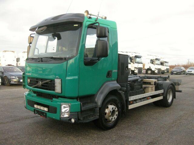 Volvo - FL L 280 42 R hook lift truck from Czech Republic ...